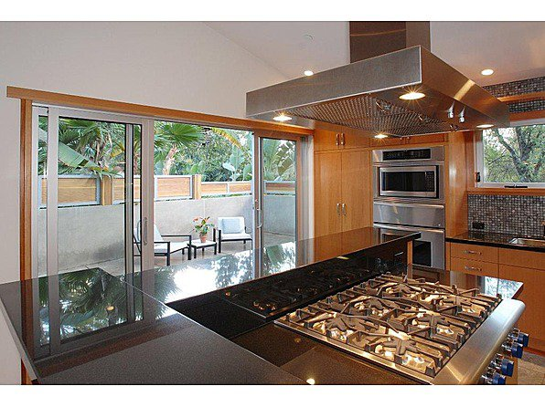 Modular Kitchen Chimney Interior Design Ideas