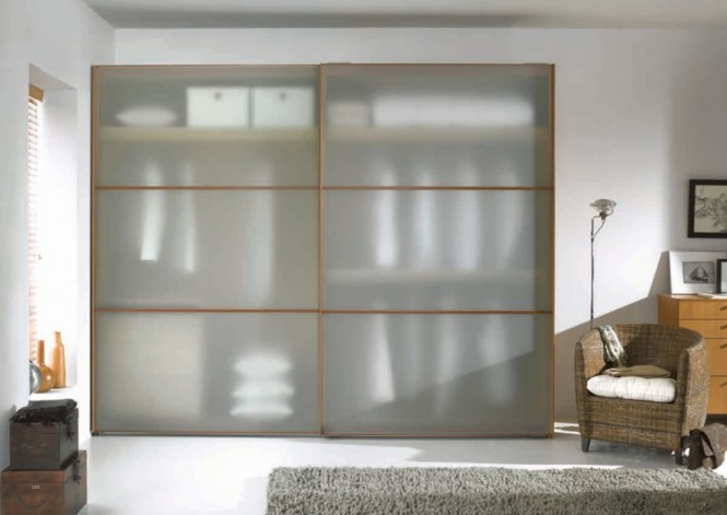 semi transparent wardrobe