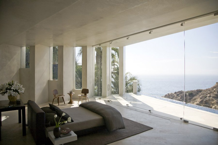 spectacular views from the house