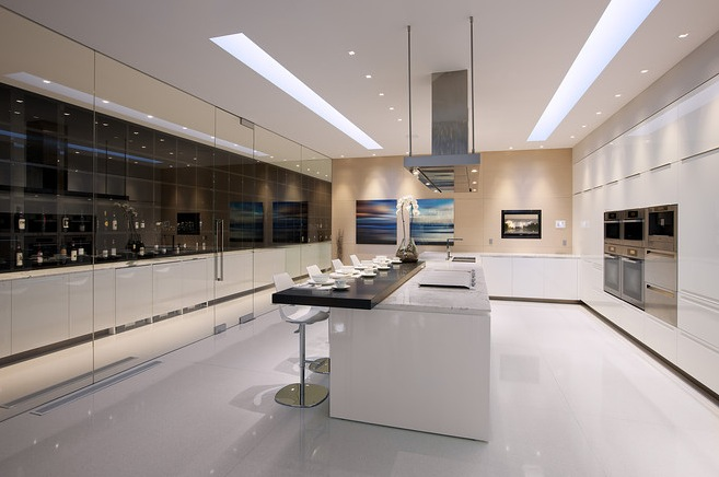super luxury kitchen