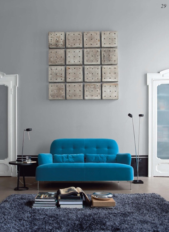 Luxury Living Rooms From Ligne Roset