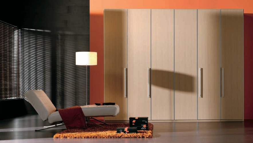 Wardrobe designs - Bedroom wall closet designs ...