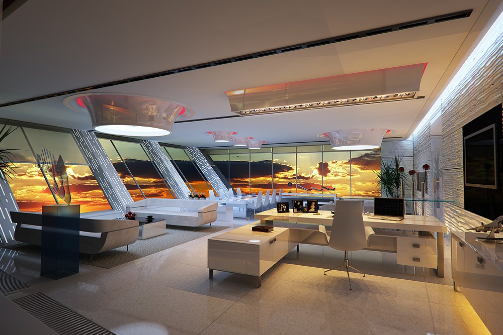 Awesome Unconventional Office Space Design Largest Home Design Picture Inspirations Pitcheantrous