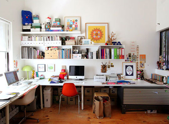Terrific Workspace Inspiration Largest Home Design Picture Inspirations Pitcheantrous