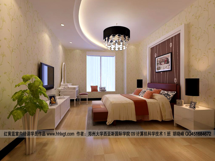 Student bedroom organic interior design ideas for Student bedroom designs