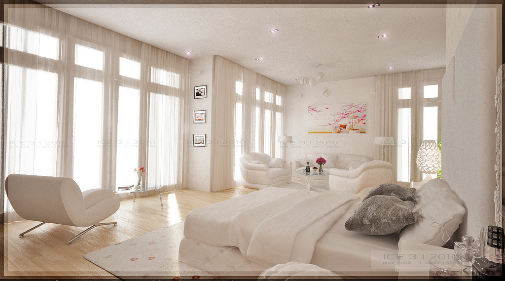 beautiful indoor renders