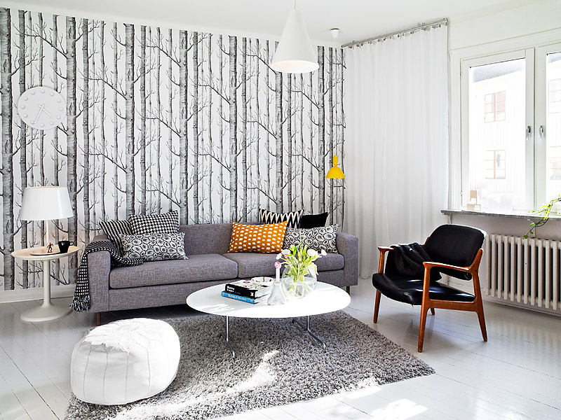 Modern Swedish Family Home