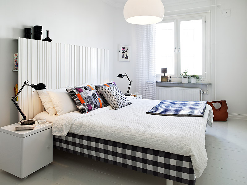 modern swedish family home - Home Bedroom Design