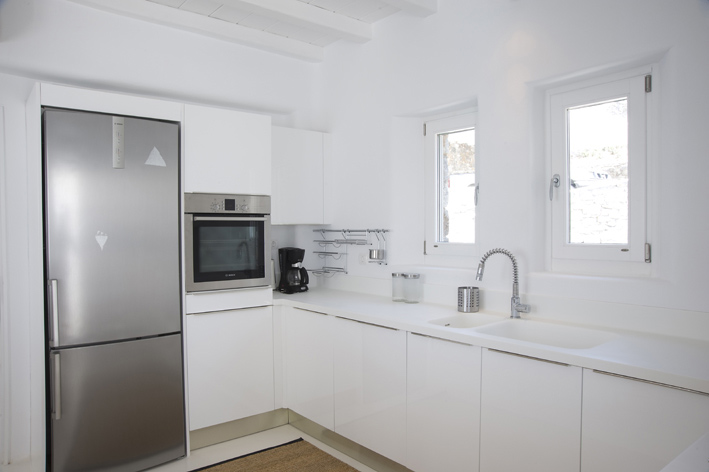 All White Kitchen Part 44