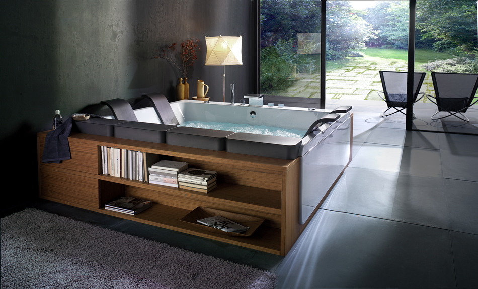 designer bathtubs