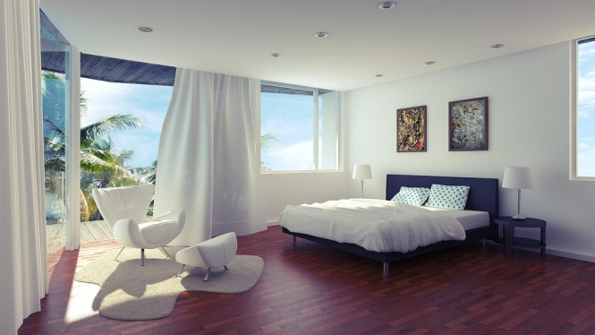 Realistic interior visualizations by thang nguyen for Bedroom ideas victorian terrace