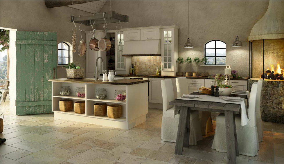 Nordic kitchen design inspiration for Kitchen design rustic