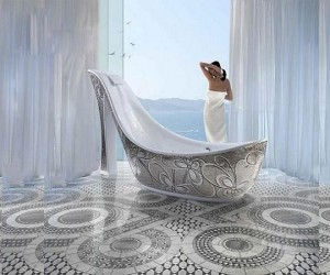 Designer Bathtub bathtubs | interior design ideas