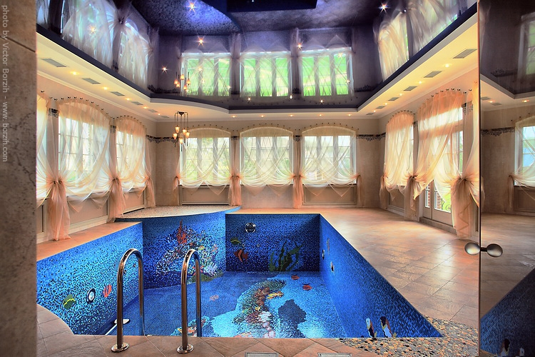 Superieur Luxury Indoor Swimming Pool