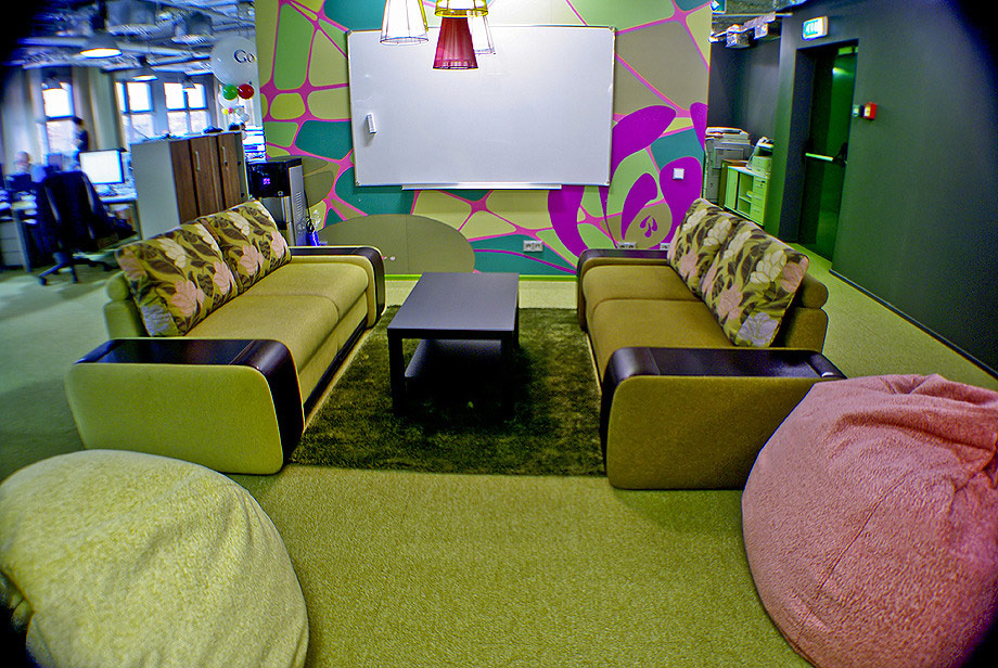 google russia offices