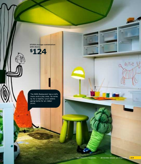 Ikea 2012 catalog - Kids room ideas ikea ...