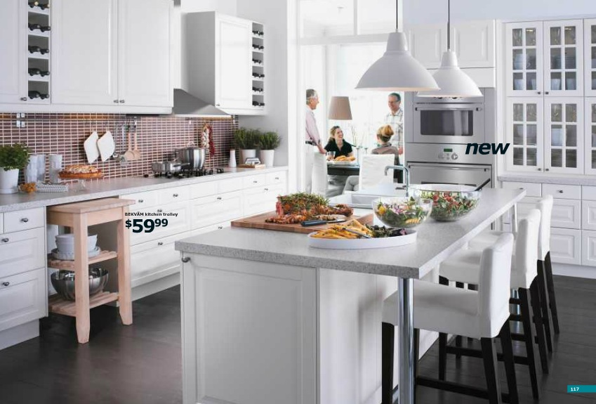 Modern White Kitchens Ikea white kitchen ikea abstrakt high gloss inside decorating ideas