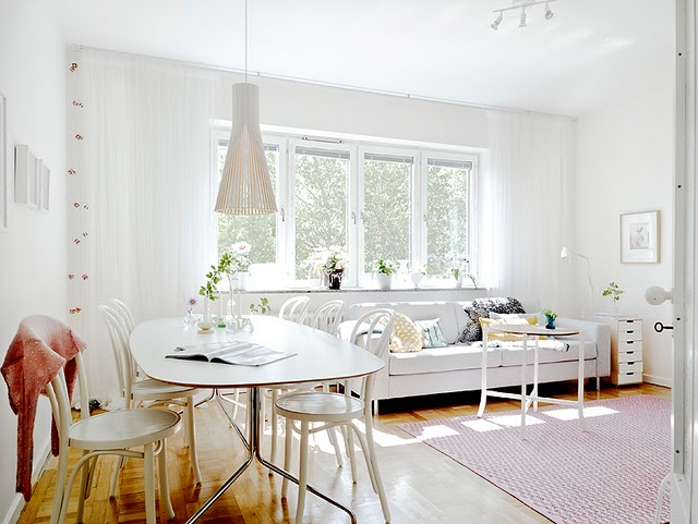 Charming Scandinavian Apartment