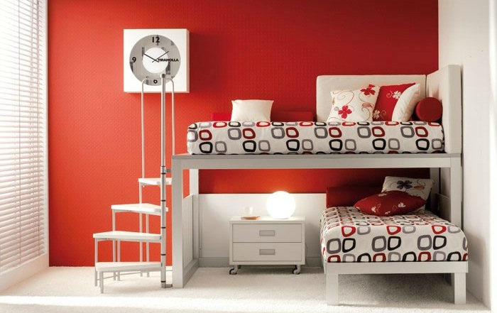 promote: shared kids' rooms