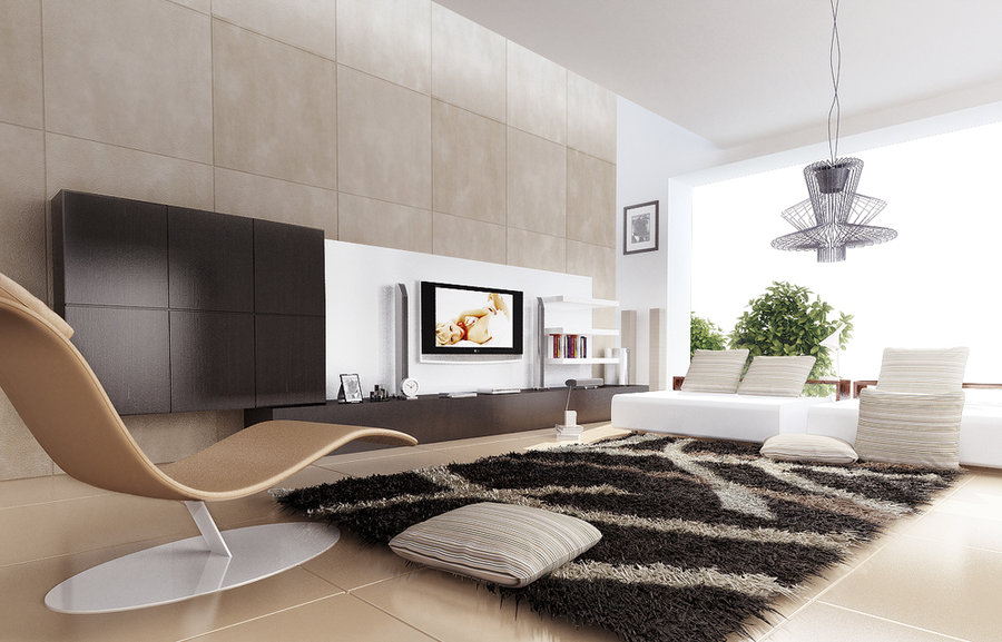 Super stylish living rooms White living room ideas photos