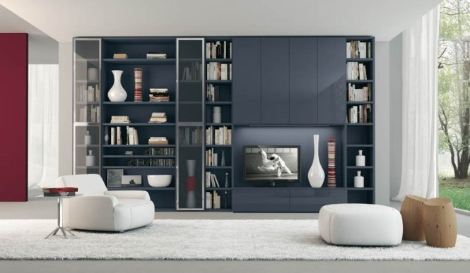 Shelves Dark Grey