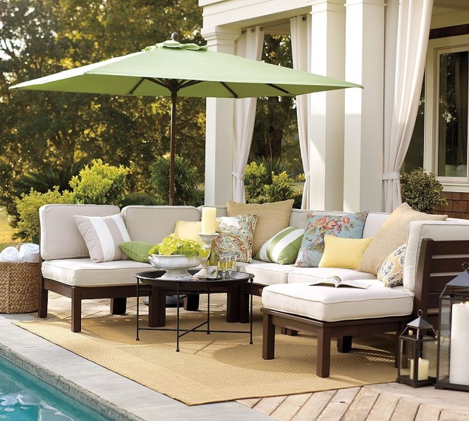 pb poolside lounge furniture