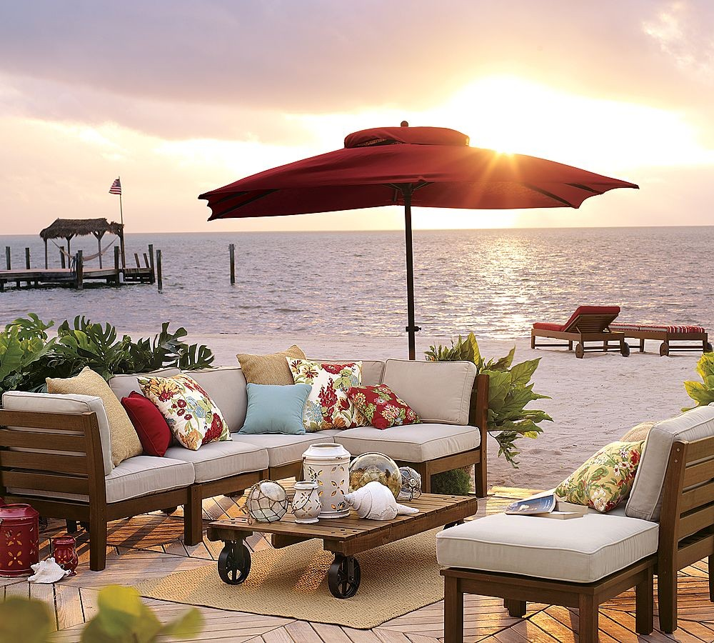 Pottery Barn Outdoor Furniture ...