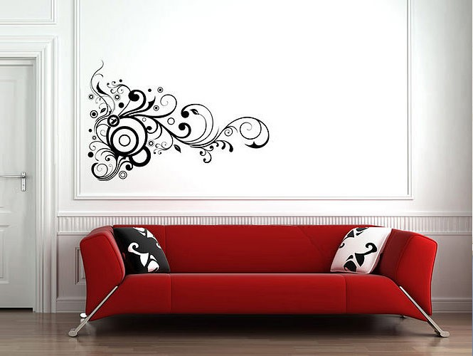 Wall Stickers Designs 14 Wall Stickers That Lend A Personal Touch
