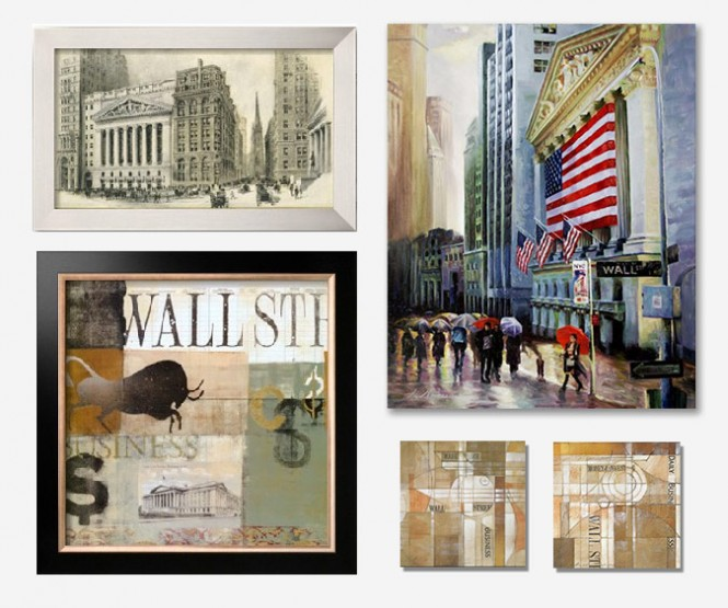 wall street office decor. Know An Artsy, Wall Street Office Decor