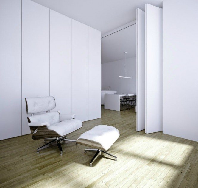 polish firm white office