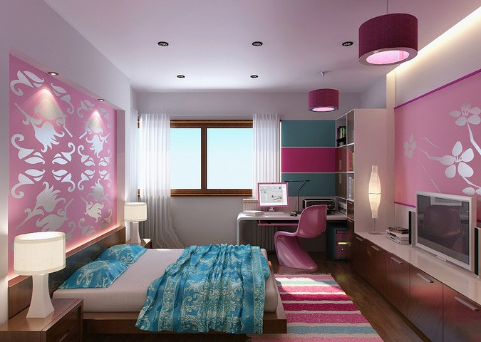 Interior Rendering by Vu Khoi