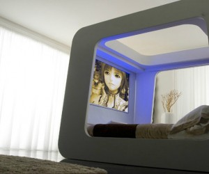 bed-with-built-in-television