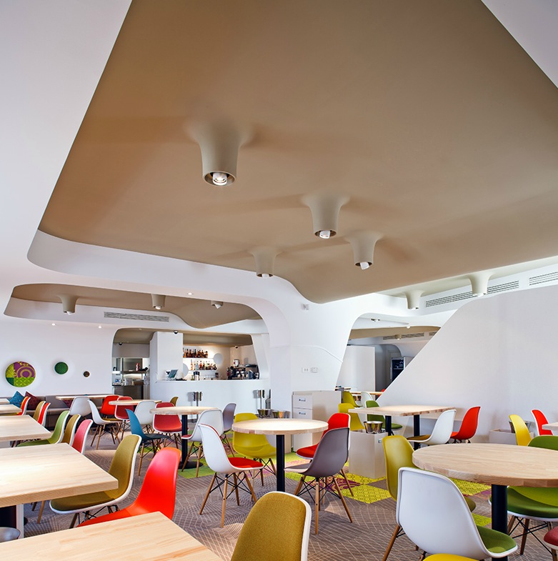 Cafe design interior design ideas for Interior cafe designs