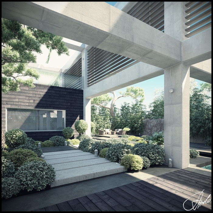 Home Design Ideas Architecture: Garden Landscape Design Inspiration