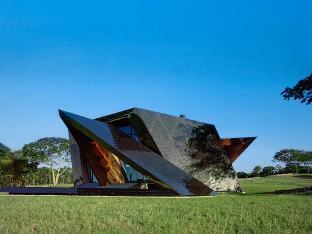 House structurally awesome for Architecture 54