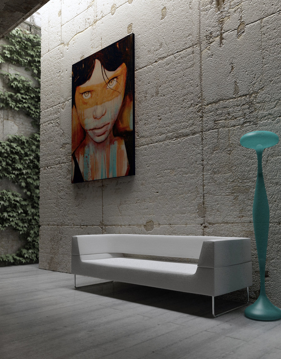 Interior art interior design ideas Art gallery interior design