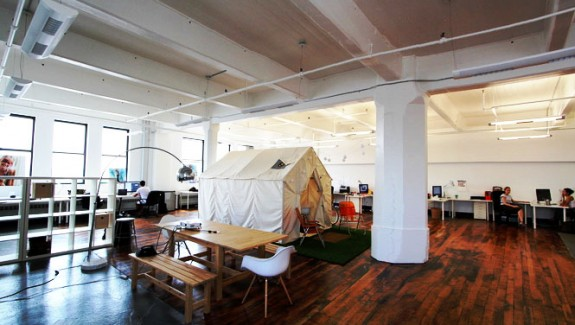 Inspiring Coworking Spaces
