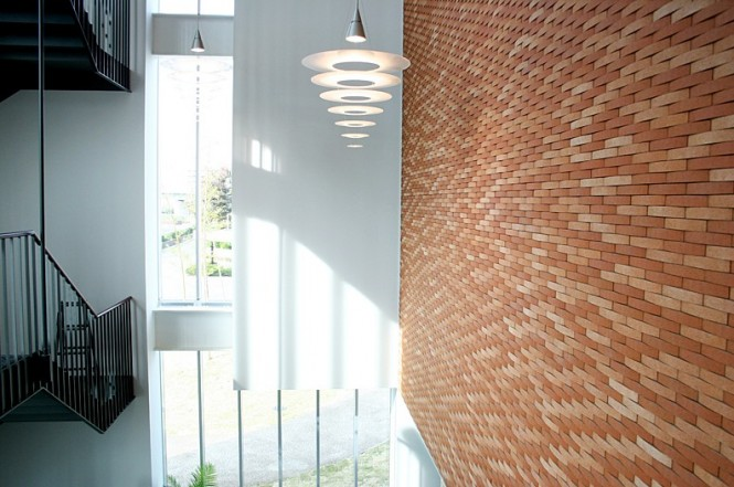 Brick-Like Wall