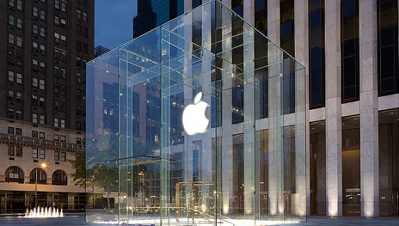 Apple's Beautiful Retail Stores