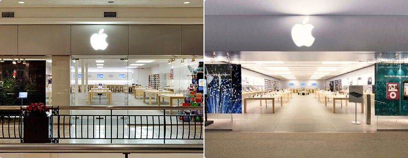 Apple 39 s beautiful retail stores for New ideas for retail stores