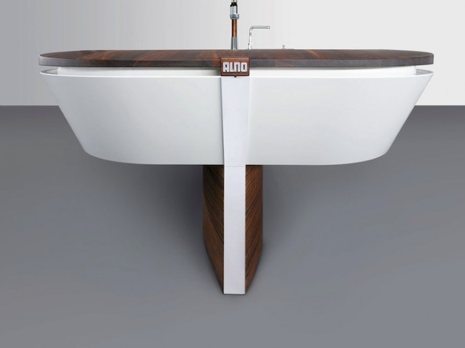 boat shaped kitchen counter top