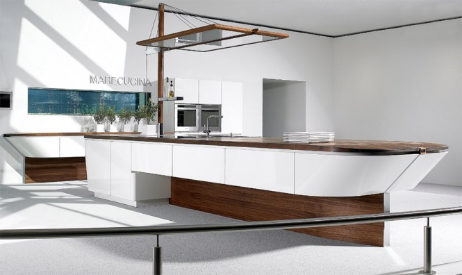 boat-shaped-kitchen-design