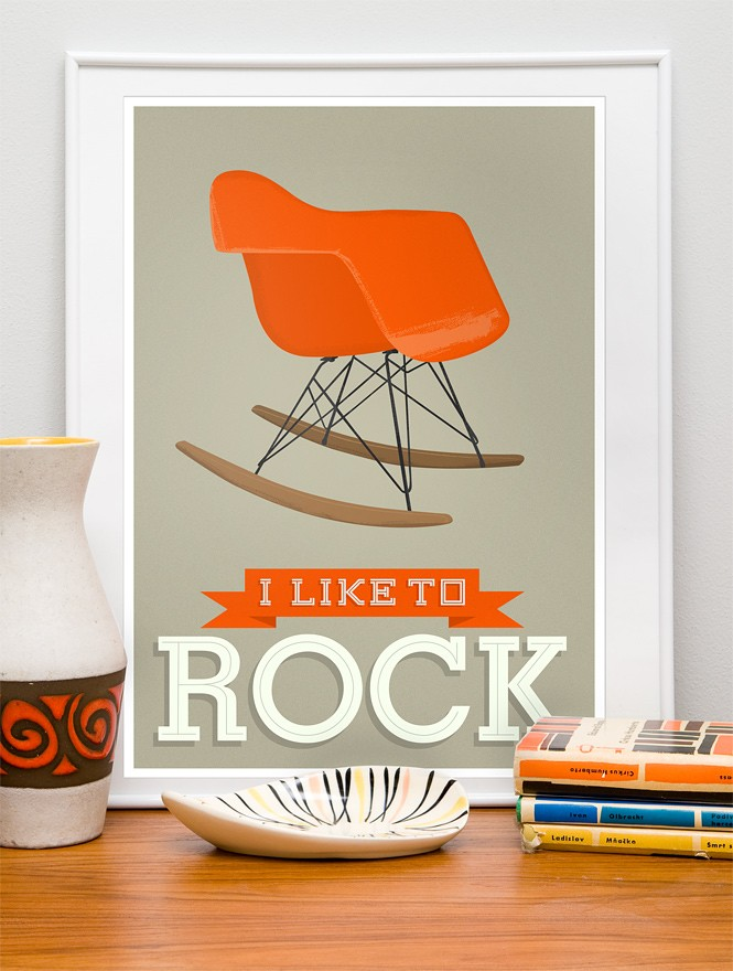 cool print posters | Interior Design Ideas.