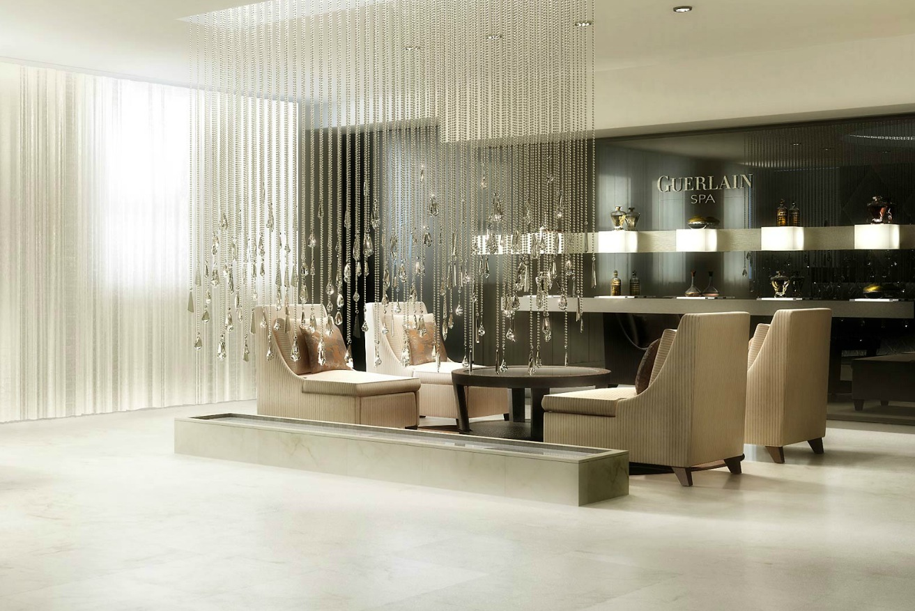 spa reception design interior design ideas