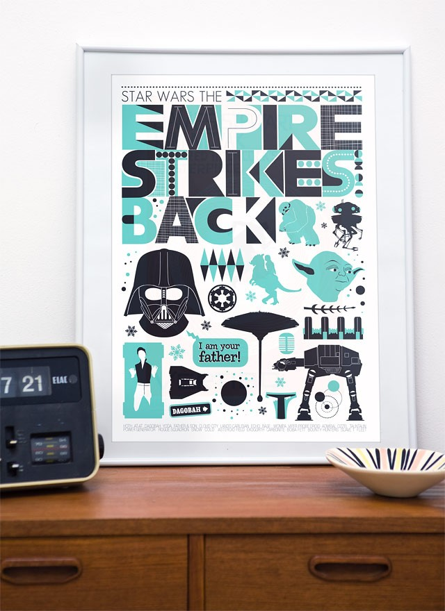 star wars poster prints | Interior Design Ideas.