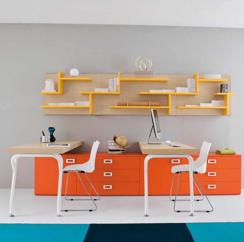 Kids 39 desks - Study room furniture designe ...