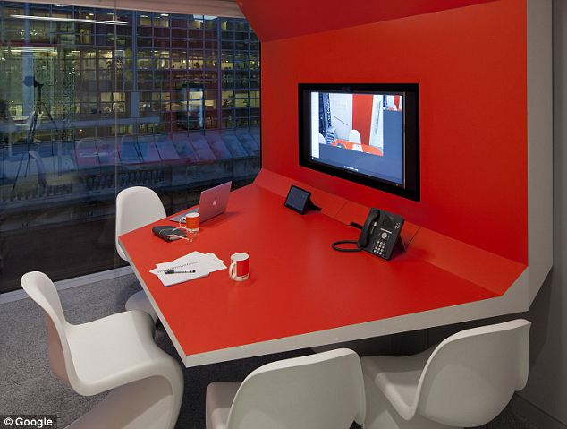Google video conference