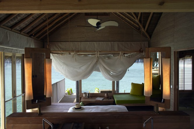 Six senses resort interior