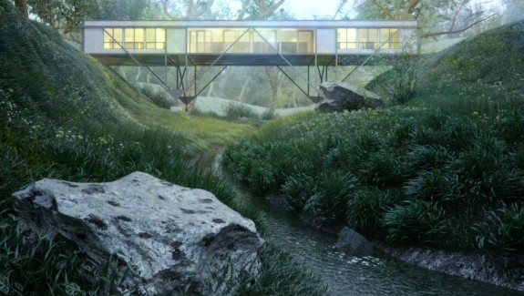 Bridge House [Visualized]