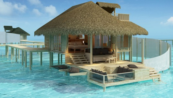 Paradise In Maldives: Six Senses Resort, Laamu